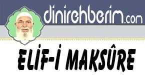 Elif-i Maksûre