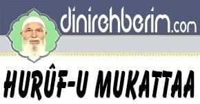 Hurûf-u Mukattaa