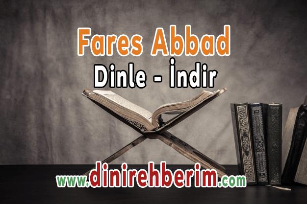 Fares-Abbad-kuran-ı-kerim-dinle-ve-indir